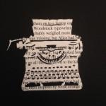 TypewriterPapercut