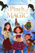 A Pinch of Magic, US edition (Houghton Mifflin Harcourt)
